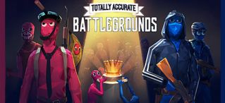 全面吃鸡模拟器Totally Accurate Battlegrounds Steam正版分流