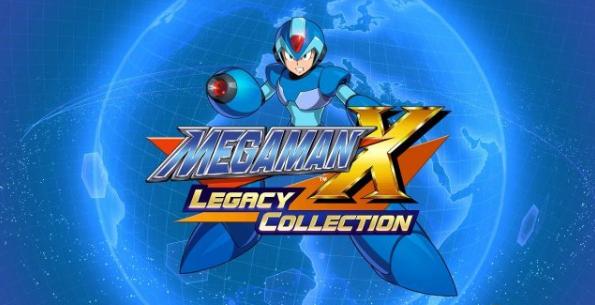 洛克人X:遗产合集1+2 PC中文版