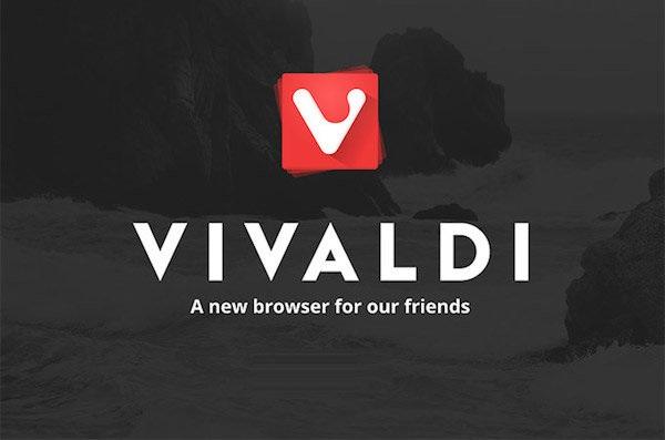 vivaldi浏览器正式版 v2.2 最新版