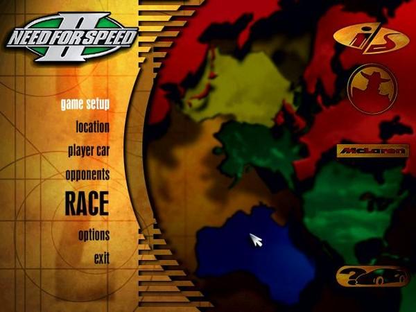 极品飞车2电脑版(Need For Speed 2) 官方版
