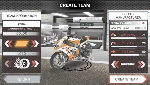 超级摩托车队经理破解版