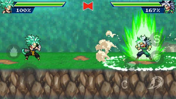 龙珠格斗传奇战斗游戏下载