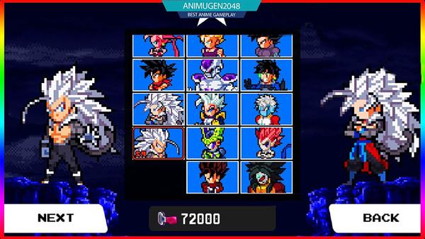龙珠格斗传奇战斗中文版 v1.0 安卓版