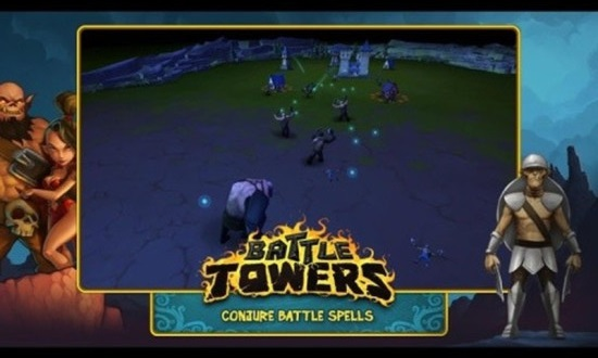 ���高塔�h化版(battle towers) v4.01.1607 安卓版