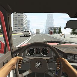 ���技手游破解版(racing in car) v1.4 安卓版