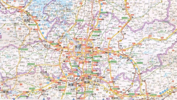 湖南长沙市地图全图_长沙市交通地图高清版下载|长沙市交通地图高清版大图全图 ...