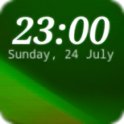 数字时钟app(digi clock wigdet)