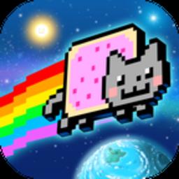 彩虹猫历险记游戏