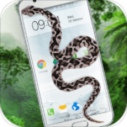 蛇屏幕恶作剧软件 v2.4 安卓手机版