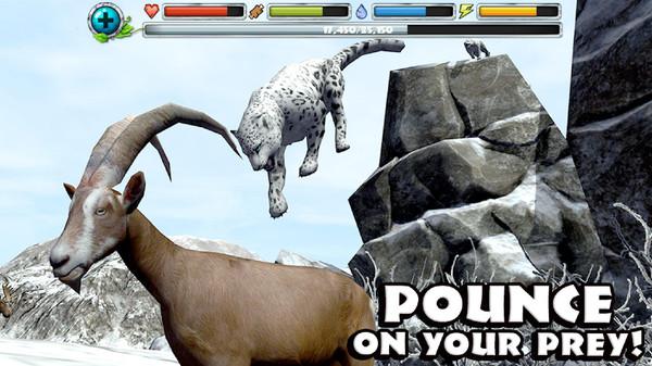终极雪豹模拟器中文版 v1.2 安卓版