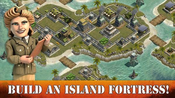 �Z�u之�鹗钟�(battle islands) v2.3.5 安卓版