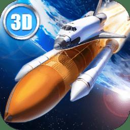 航天火箭飞机模拟汉化版v1.02 安卓版