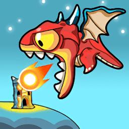 龙之塔防内购破解版(idle dragons) v1.0.5 安卓版