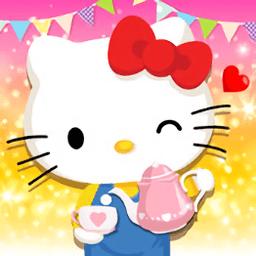 hello kitty梦幻咖啡厅最新破解版 v1.0.2 安卓版
