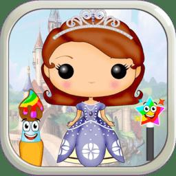 小公主暖暖爱画画游戏 v1.3 安卓版