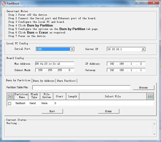 fastboot软件 v3.1 最新版