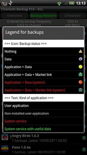钛备份免root版(titanium backup for android) v8.3.2 安卓版