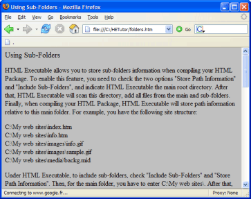 HTML to EXE Converter(HTML�DEXE) v4.9.4 英文�G色免�M版