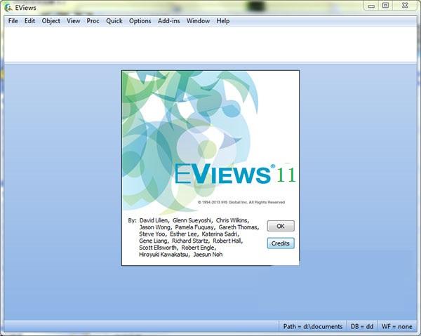 eviews11官方版