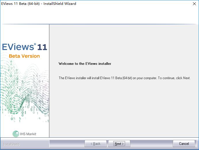 eviews11App v11.0 bate版