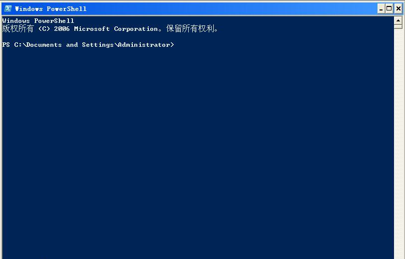 Windows PowerShell v3.0 官方版