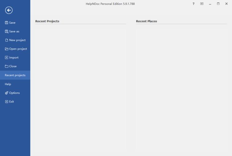 HelpNDoc帮助文件制作工具 v5.9.1.788 绿色版
