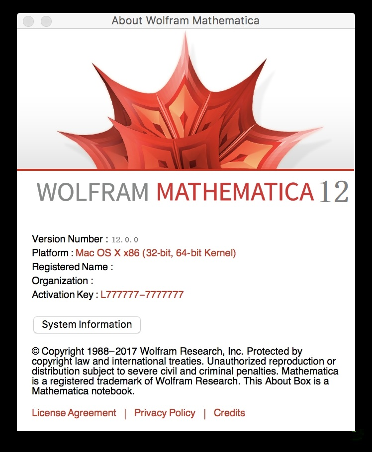 mathematica12
