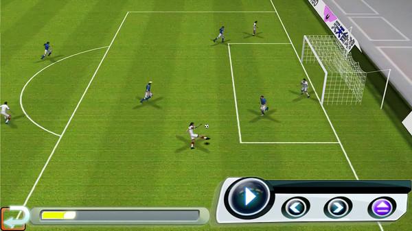 胜利足球2014游戏破解版 v1.7.8 安卓版