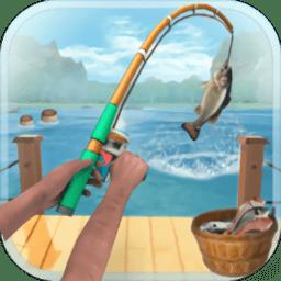 真实钓鱼2018手游