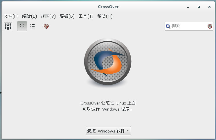 crossover�o限�用版 linux版