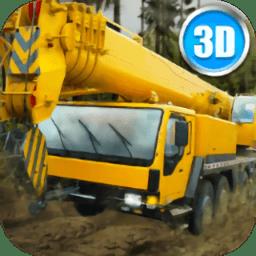 越野建筑卡车游戏单机版