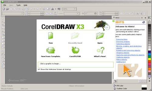 coreldraw x3绿色版 中文版