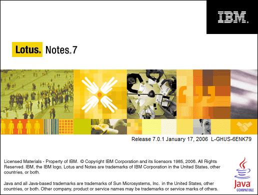 lotus notes7安装包 v7.0 正式版