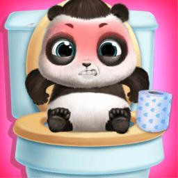 照顾熊猫宝宝璐璐游戏破解版 v1.1 安卓单机版