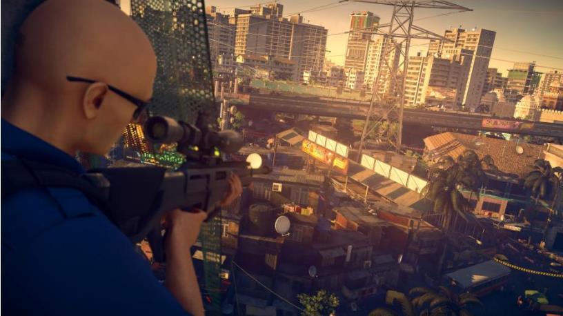 杀手2单机游戏 中文免安装版