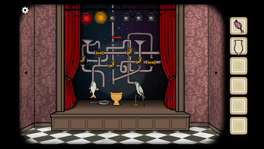 逃离方块之剧院Cube Escape:Theatre v2.0.1 安卓版