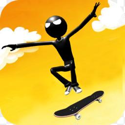 火柴人极限滑板最新版 v1.2 安卓版