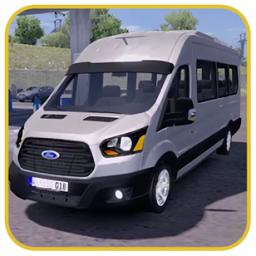 小型公共汽车游戏无限金币版
