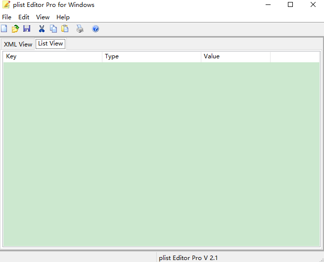 plist编辑器软件