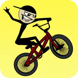 火柴人特技自行车内购破解版 v1.1.1 安卓版
