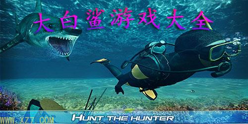 大白鲨游戏有哪些?大白鲨游戏破解版_大白鲨游戏下载中文版