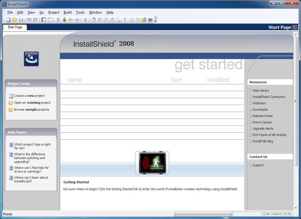 installshield2008中文版