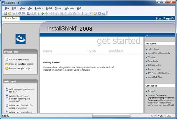 installshield2008安�b包 �h化版