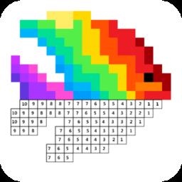 数字填色像素涂色手机版 v1.0.1 安卓版