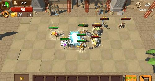 自走棋战争手机版 v1.13 安卓版