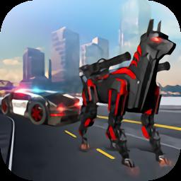 警察�C器人英雄最新破解版 v1.5 安卓版