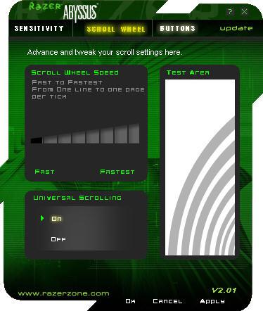 雷蛇Razer地狱狂蛇驱动 电脑版