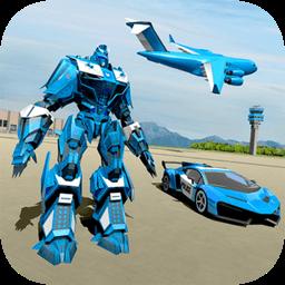 警察机器人汽车游戏手机版 v1.13 安卓版