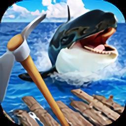冬季海洋木筏生存中文版 v1.0 安卓版