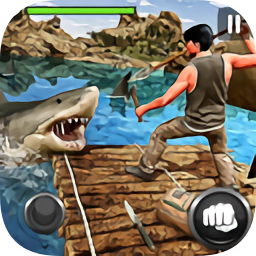 木筏生存英雄汉化版 v1.6 安卓版